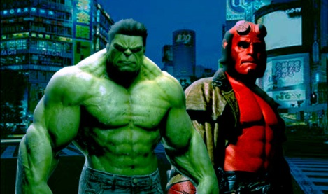 cooperation_with_hellboy_hulk_by_doctorcaracter