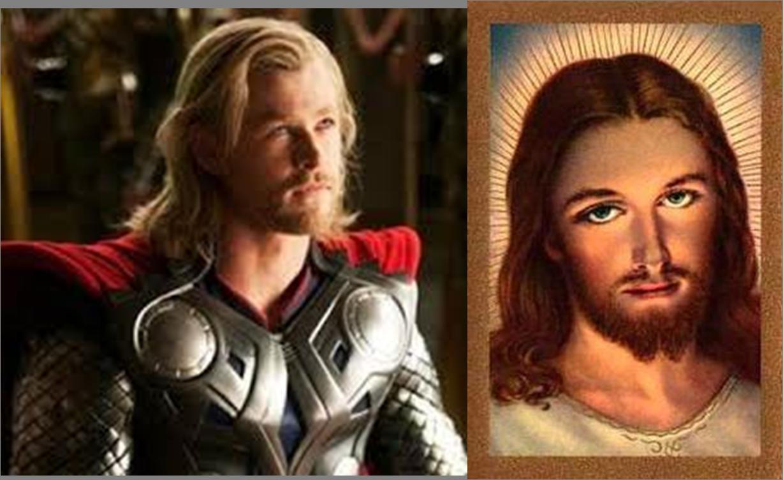 thor y jesus
