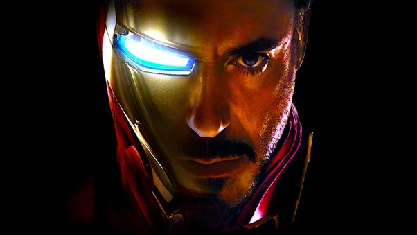 ironman y tony